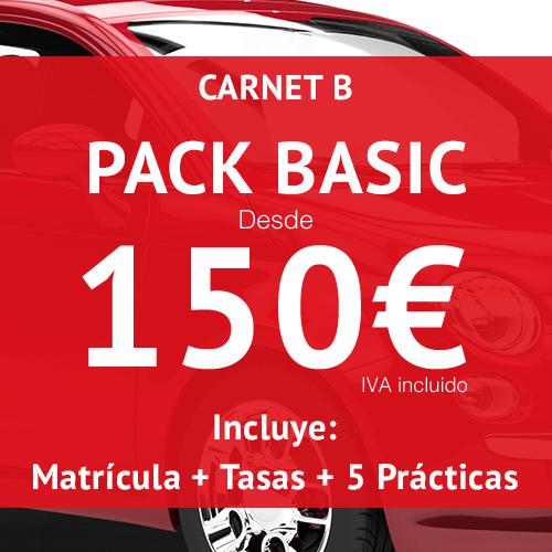 Precios Pack Basic