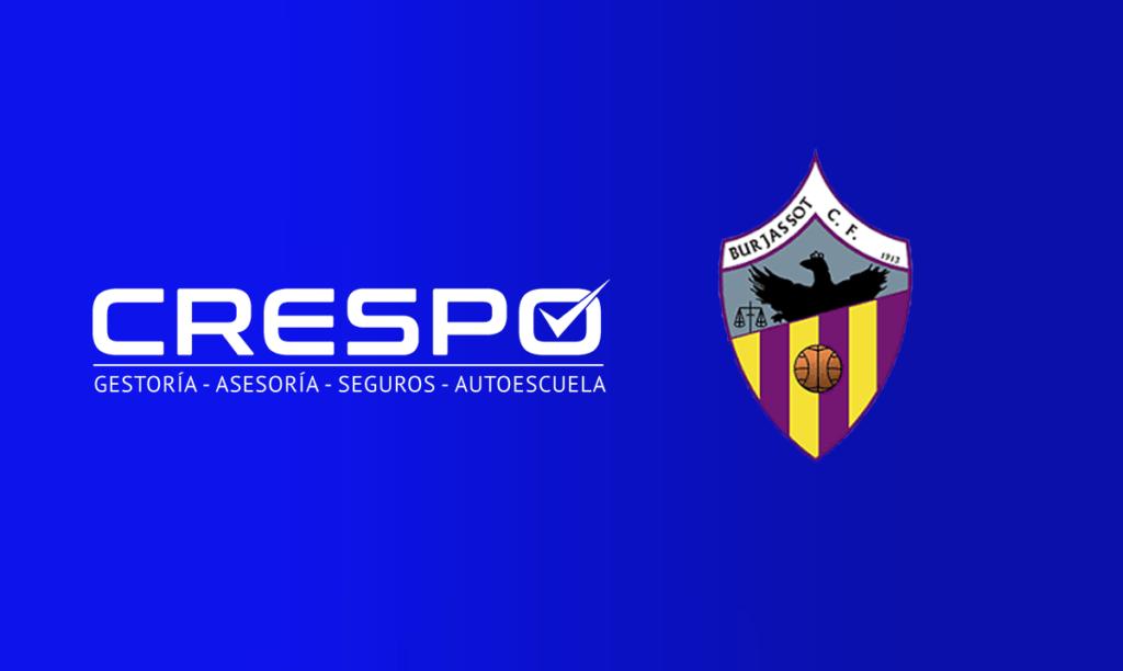 Burjassot CF y Crespo continúan juntos en el camino