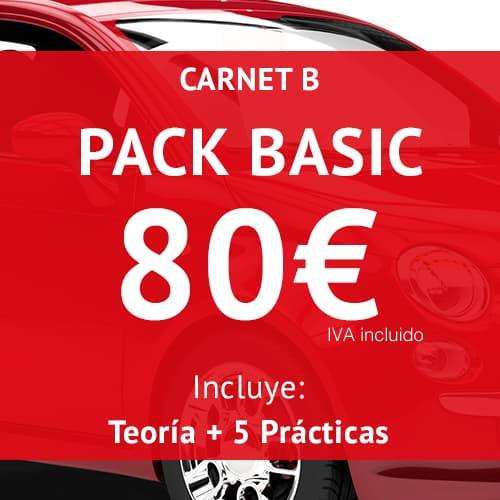 Pack Basic Autoescuela