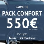 Pack Confort Autoescuela