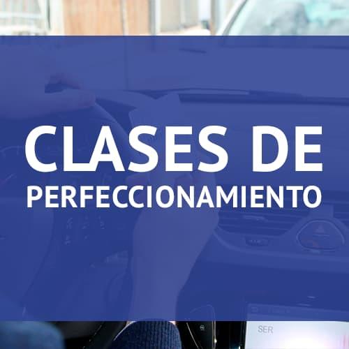 Clases Perfeccionamiento Autoescuela